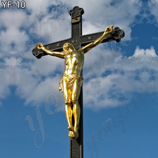 Standing famous religious church detailed casting bronze Jesus statues