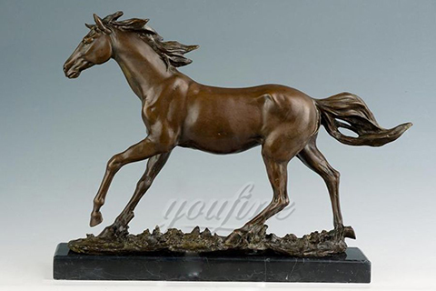 High Quality Bronze Horse Statue For Garden