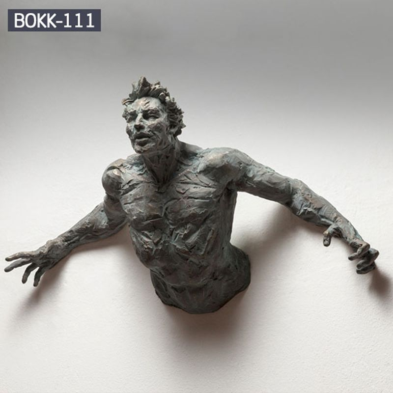 Exquisite Bronze Statue of Matteo Pugliese from Factory Supply BOKK-111
