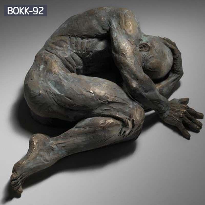 Customized Famous Art Decor Bronze Matteo Pugliese Sculpture for Sale BOKK-92