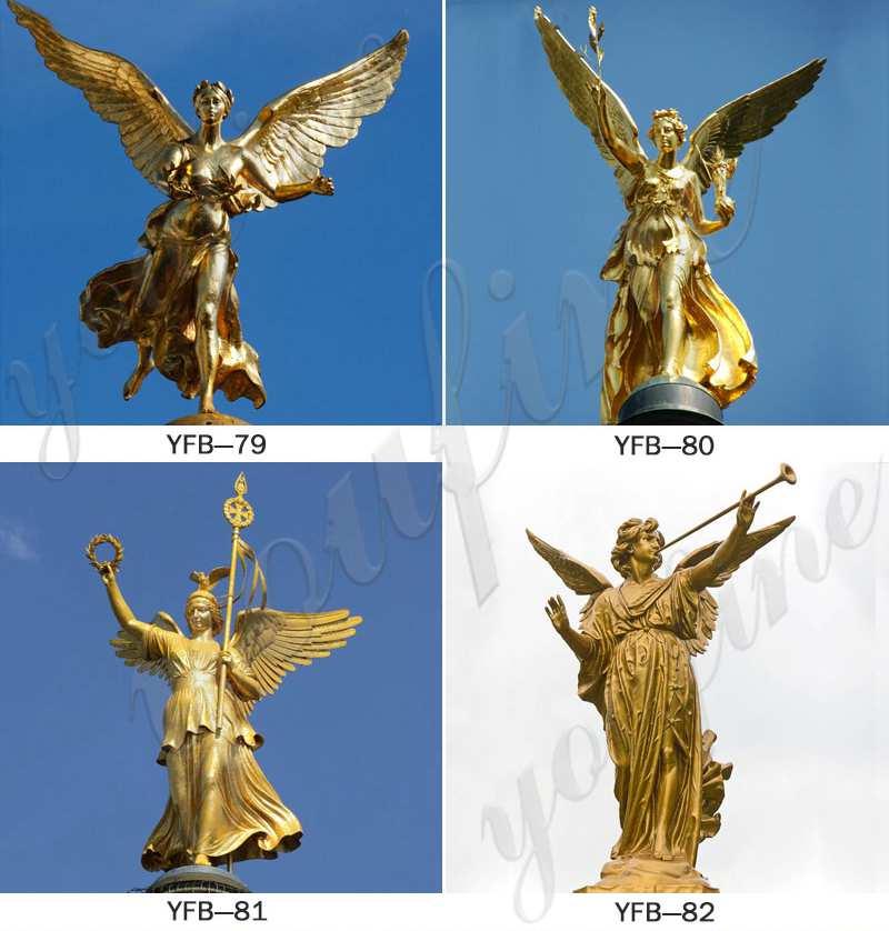 High Quality Bronze Classic Angle